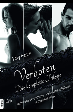 Verboten – Die komplette Trilogie  - Kitty French - eBook