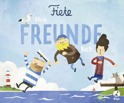 Fiete - Mein Freundebuch  - Ahoiii Entertainment UG - Hardcover