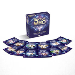 Doctor Who: Destiny of the Doctor  - Matt Fitton - Hörbuch