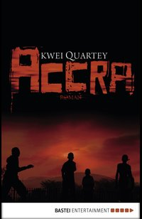Accra  - Kwei Quartey - eBook