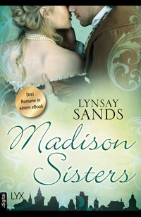 Madison Sisters  - Lynsay Sands - eBook