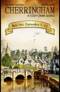 Cherringham Box Set: Episodes 1-12  - Neil Richards - eBook