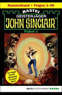 John Sinclair-Paket 1 - Horror-Serie  - Jason Dark - eBook