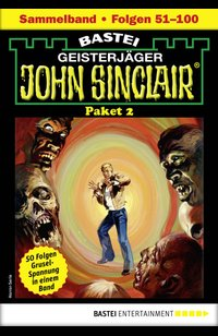 John Sinclair-Paket 2 - Horror-Serie  - Jason Dark - eBook
