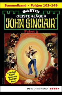 John Sinclair-Paket 3 - Horror-Serie  - Jason Dark - eBook