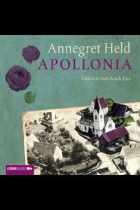Apollonia  - Annegret Held - Hörbuch
