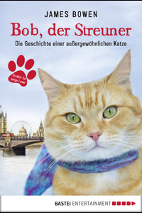 Bob, der Streuner  - James Bowen - eBook