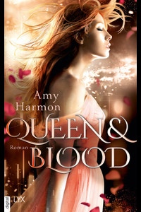 Queen and Blood  - Amy Harmon - eBook