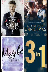 Das Christmas-Bundle: Drei Weihnachtsromane in einem E-Book  - Jennifer Snow - eBook